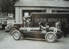 Maserati and Tazio Nuvolari