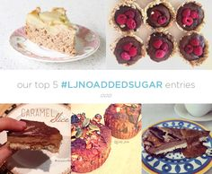 Our Top 5 Fave No Added Sugar Recipes! #YUM | Move Nourish Believe