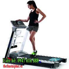 Máy chạy bộ – Tập luyện có bị to bắp chân không