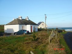 $83/night across from sea, NW of Galway County Mayo cottage rental - On the edge of the Atlantic