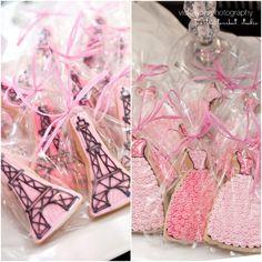 Barbie y Par�s: ideas para una fiesta chic y elegante. Indicaciones.