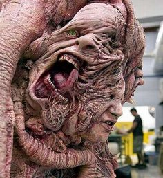 horror movie special effects