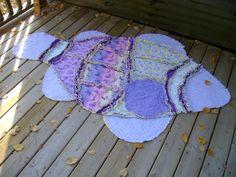 fish rag quilt