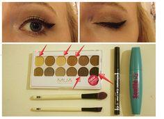 Guest blogger at www.forarealwoman.com: Rosie Baillie (UK) from Eat Read Glam (http://www.bloglovin.com/frame?blog=11580385&group=0&frame_type=b&link=aHR0cDovL3d3dy5lYXRyZWFkZ2xhbS5jb20v&frame=1&click=0&user=0)  #beauty #smokyeye