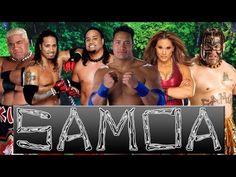 ▶ WWE Mashup: The Usos, Rikishi, Rocky Maivia, Tamina Snuka & Umaga (DALYXMAN) - YouTube