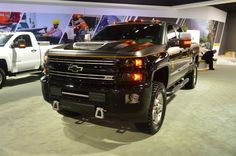 Two of Chevy s Truck Concepts Displayed at SEMA