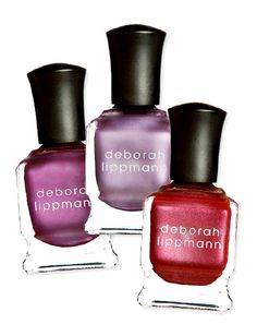 Magnetric Nail Polish from #DeborahLippman http://news.instyle.com/photo-gallery/?postgallery=113566#