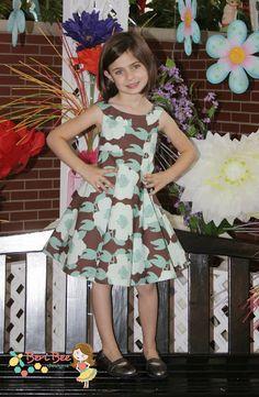 The Lorelei Dress by E-Beth Designs — Pattern Revolution