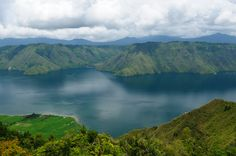 Lake Toba, Samosir, Indonesia Lake Toba is a large natural lake occupying the caldera of a super volcano.It is the largest lake in Indonesia and also the largest volcanic lake in the world. Map Accommodation