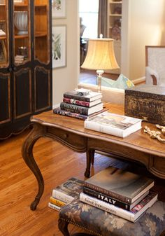 Living Room by Patrick Prudhomme at Sheffield Furniture & Interiors traditional living room Living room end table