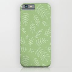Delicate Branches   Green IPhone U0026 IPod Case   Branch, Branches, Leaf,  Leaves