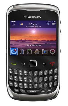 Blackberry Curve3G 9300 NUEVO LIBRE - Pin Wifi 3G GPS 2MP