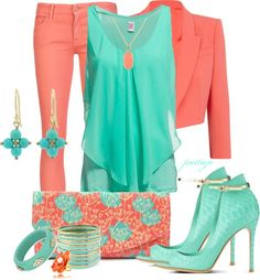"""""""Hue of Stones"""" by rockreborn ❤ liked on Polyvore"""