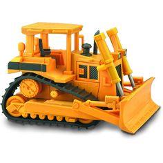 Bulldozer 3D puzzel | Speelgoed voor jongens bestel je bij 100% CADEAU