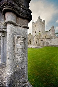 Jerpoint abbey 7, Co. Kilkenny, Ireland ~ by Michael Foley Photography