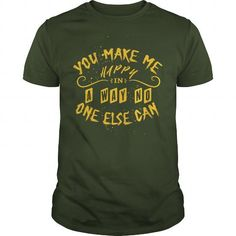 You Make Me Happy Couple T-Shirt #valentines-day