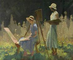 Fred Leist Australian Painting, Australian Art, Frederick William, Light Film, Harry Potter Fan Art, Cannes Film Festival, Art Museum, Oil On Canvas, Fine Art