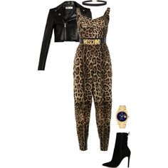 Untitled #100 by vanessaesmer on Polyvore featuring polyvore, fashion, style, Yves Saint Laurent, Dolce&Gabbana, ALDO, Rolex, Humble Chic, Moschino and clothing