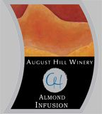 August Hill Winery, Utica, IL  Almond Infusion...delightful!