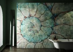 Wall Covering New Classic Collection // Nautilus by Glamora