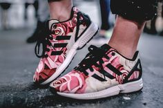 41 ideas for womens shoes adidas zx flux Adidas Zx Flux, Yeezy, Adidas Originals Zx Flux, Adidas Superstar, Painted Sneakers, Girls Sneakers, Men's Sneakers, Custom Sneakers, Floral Shoes