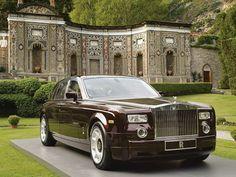 Rolls-Royce Phantom great colour