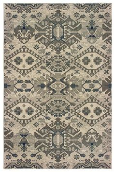 1807 J Grey Brown Nw Rugs Furniture Rug And