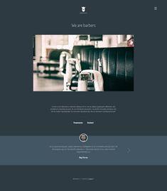 Website for barbers Create Website, Barbers, Barber Shop, Business, Shopping, Barber Salon, Barbershop, Hairdressers