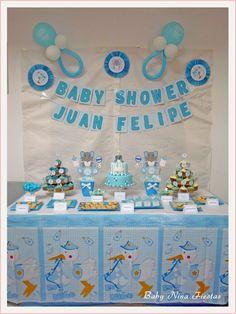 Baby Nina Fiestas: Baby Shower