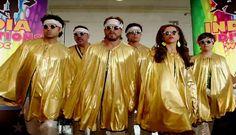 The keenly awaited Happy New Year Official Trailer starring Shah Rukh Khan,Deepika Padukone,Abhishek Bachchan,Sonu Sood,Boman Irani,Vivaan Shah,Jackie Shroff was launched today