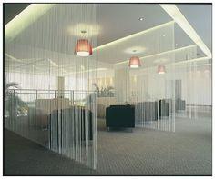 Buy Polyester White String Curtain Fringe Curtain for room . String Curtains, Home Curtains, Beaded Curtains, Panel Curtains, Room Divider Curtain, Room Dividers, Home Theater Furniture, Bedroom Furniture, Rustic Restaurant
