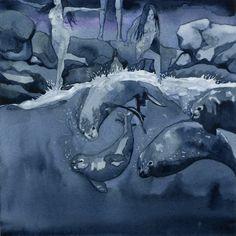 Selkies by Anita Rundles