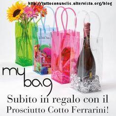 Borsa My Bag in regalo acquistando Ferrarini http://tuttoconunclic.altervista.org/blog/borsa-my-bag-regalo-acquistando-ferrarini/