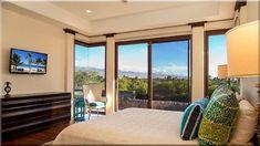 modern stílusú egzotikus hálószoba - Luxuslakások, ház Windows, Curtains, Diy, Home Decor, Ideas, Blinds, Decoration Home, Bricolage, Room Decor