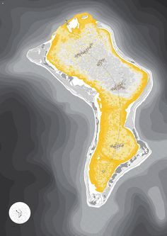 recreate in CSS - The Liquid Light of Diego Garcia : Viktor Westerdahl Landscape Diagram, Landscape And Urbanism, Landscape Plans, Architecture Mapping, Architecture Drawings, Drawing Sites, City Layout, Presentation Styles, Diego Garcia