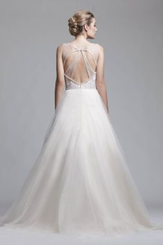 Illusion & Portrait Back Wedding Dresses from Camille Garcia Bridal RTW Bridal Gowns, Wedding Gowns, Bridal Boutique, Event Venues, Ready To Wear, Couture, Bride, Collection, Portrait