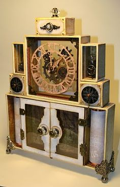 Most awesome Mantle Clock