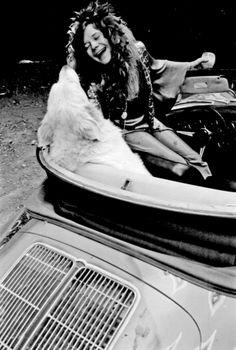 Janis Joplin. ☀ #woodstock