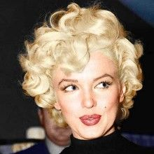 marilyn monroe hair tutorial - Google Search