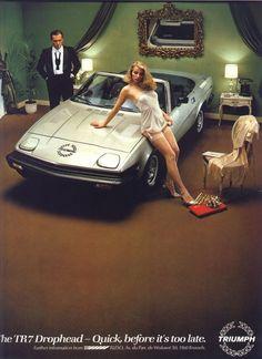 Feeling the love - Triumph TR7 Potential | Retro Rides