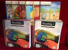 Bob Jones BJU Reading 1 Student & Teacher 3rd Ed. Homeschool / School #TextbookBundleKit