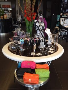 A collection of the most beautiful JEWELRY, fashionable SCARVES stylish CLIPS, BOWS, HEAD BANDS and much much more!