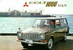 Mitsubishi Colt1000 Van Mitsubishi Motors, Van, Vehicles, Car, Vans, Vehicle, Vans Outfit, Tools
