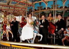 hmmm....downtown seaside has a carousel...
