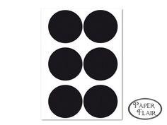 Sticker - Kreise Tafelfolie