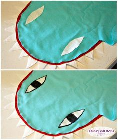 We love our pets; Let them in on the fun with this No Sew Shark Dog Costume - perfect for summer, Halloween or just because! Dog Shark Costume, Shark Costumes, Big Dog Halloween Costumes, Diy Dog Costumes, Dog Pounds, Diy Stuffed Animals, Pet Beds, Big Dogs, Dog Accessories
