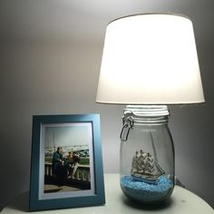 LAMPADA handmade fatta a mano nave barca mare oceano sea marinaro marinai veliero favola capitan uncino abat-jour lamp provenzale provenza di moonlightslampsss su Etsy https://www.etsy.com/it/listing/454679922/lampada-handmade-fatta-a-mano-nave-barca