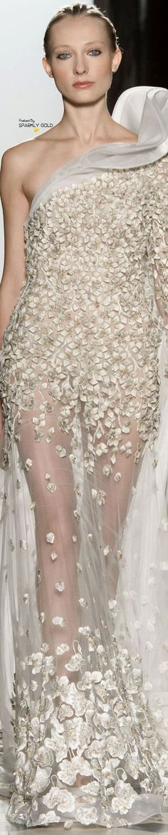 Tony Ward Spring 2018 Couture