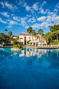 Fountains Phase Pool - Sheraton Vistana Resort #svnlife #orlando