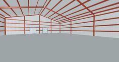 Cool 3D #marketing http://ift.tt/2ujKSEC #barn #workshop #greenhouse #garage #roofing #DIY
